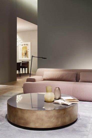 Matte Brass Houseware Roundup Furniture Lighting Accessories 3