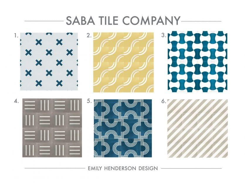 Saba Tile Company