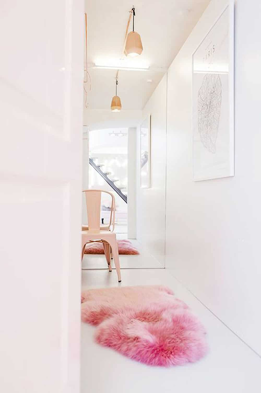 Bubblegum pink room Emily Henderson Design Color Trends 2