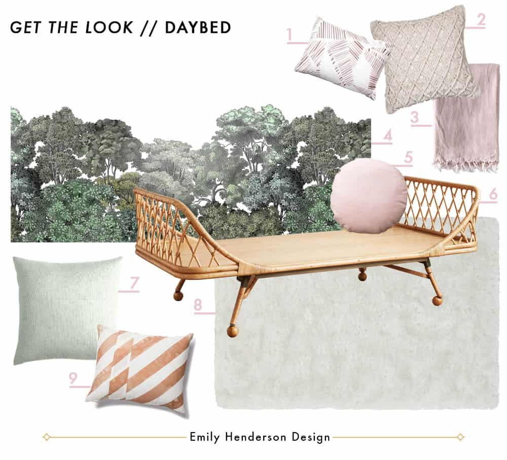 Day Bed Get the Look