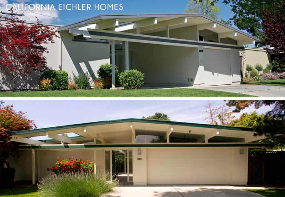 EICHLER_emily henderson_home exterior progress_