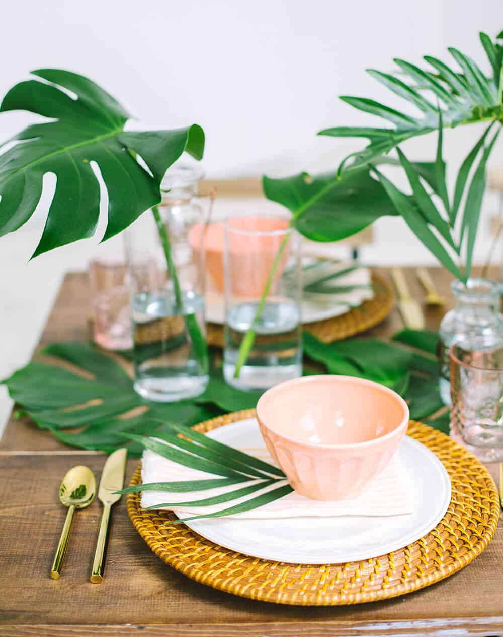 Easy Summer Dinner Party Lazy Girl Host Advice from a 20 Something Emily Henderson 1