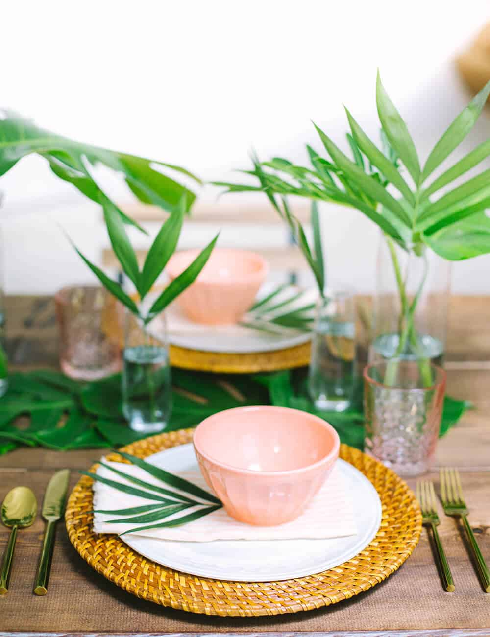 Easy Summer Dinner Party Lazy Girl Host Advice from a 20 Something Emily Henderson 2