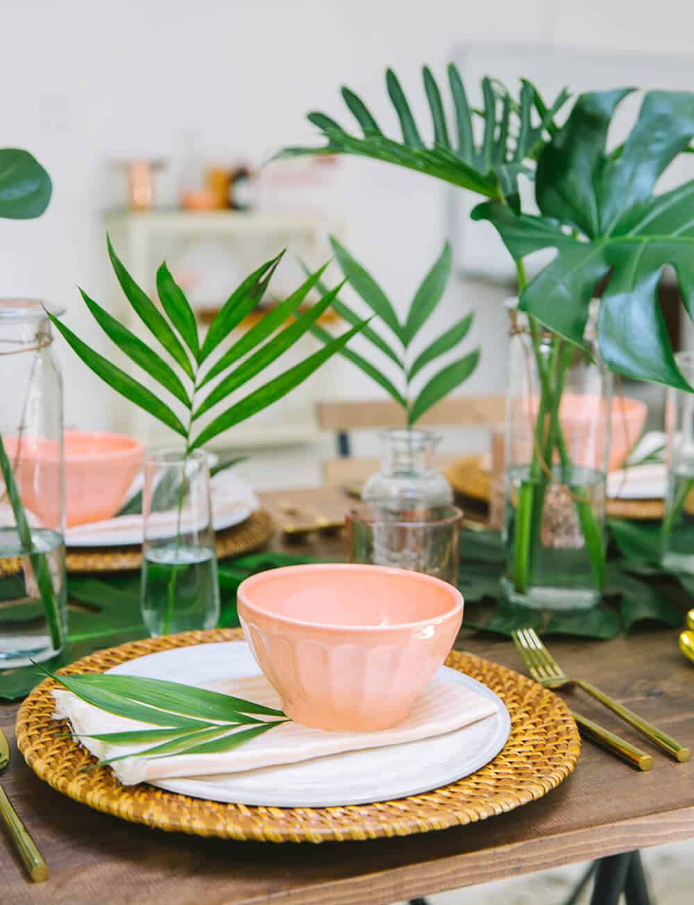 Easy Summer Dinner Party Lazy Girl Host Advice from a 20 Something Emily Henderson 5