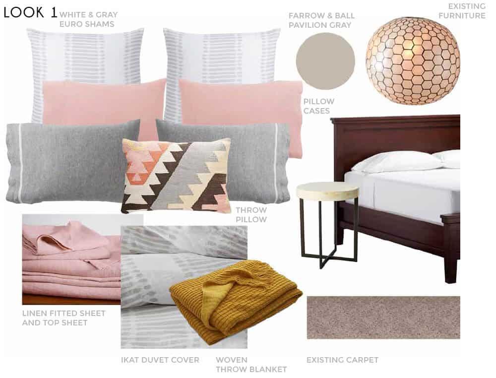 Amy Farley_ Bedding design_LOOK 1