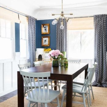 Dining Room Redesign Nanny Makeover Sylvia Emily Henderson Design-179