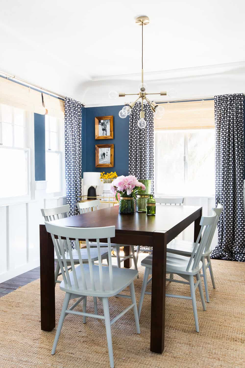 dining room redesign office space nanny. I Go Back And Forth On What My Favorite Room Is In The House, But Right Now This Winner. Everything Pretty Simple Here \u2013 That Parsons Table Dining Redesign Office Space Nanny M