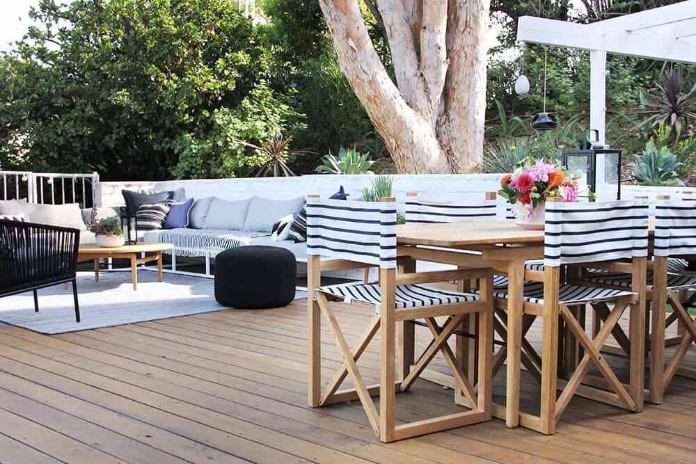 Emily Henderson Outdoor Summer Deck Makeover1