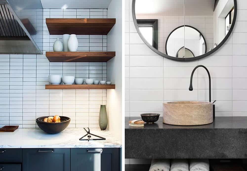 Now If You Are Bored By Subway Tile Think About Getting Some That Have