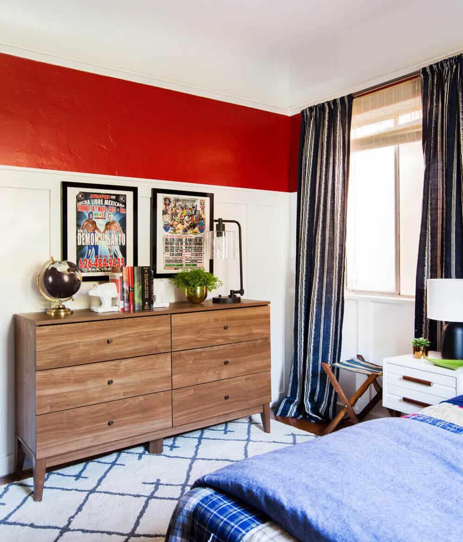 Ricky's Bedroom Teen Boy Room Nanny Makeover Sylvia Emily Henderson Design-066