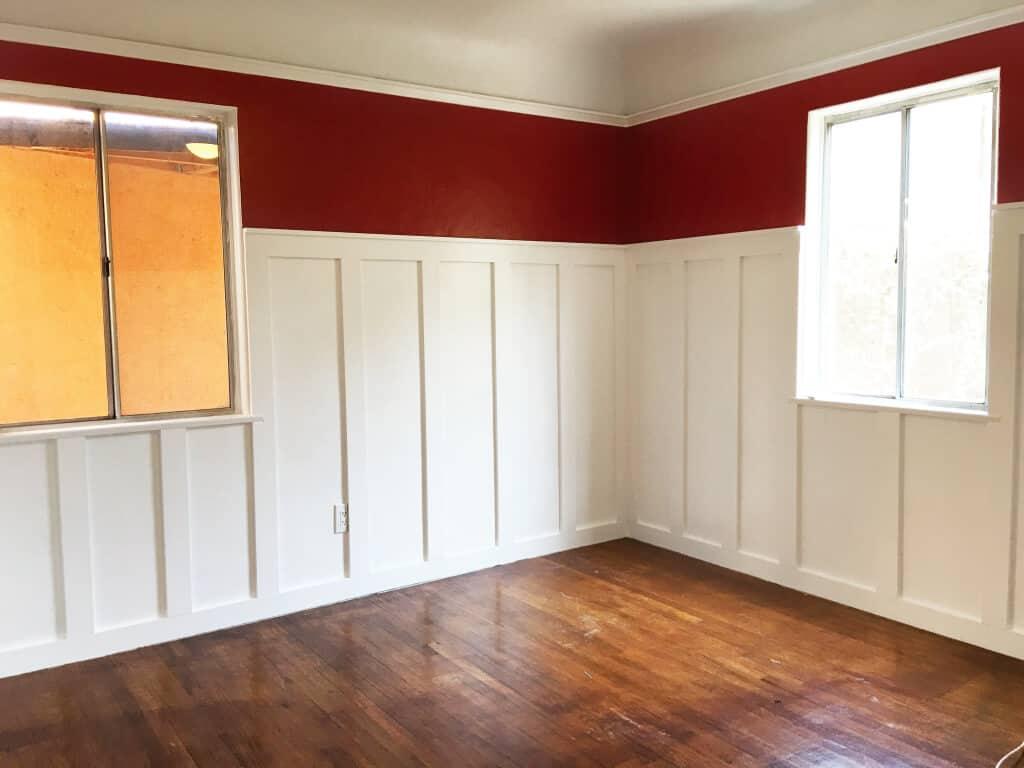 Rickys Room Progress