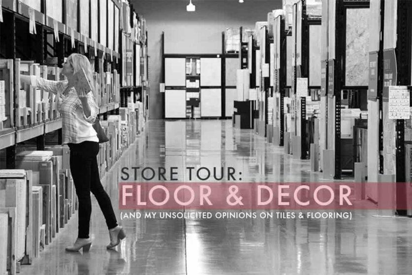 Store Tour Floor And Decor Emily Henderson 3