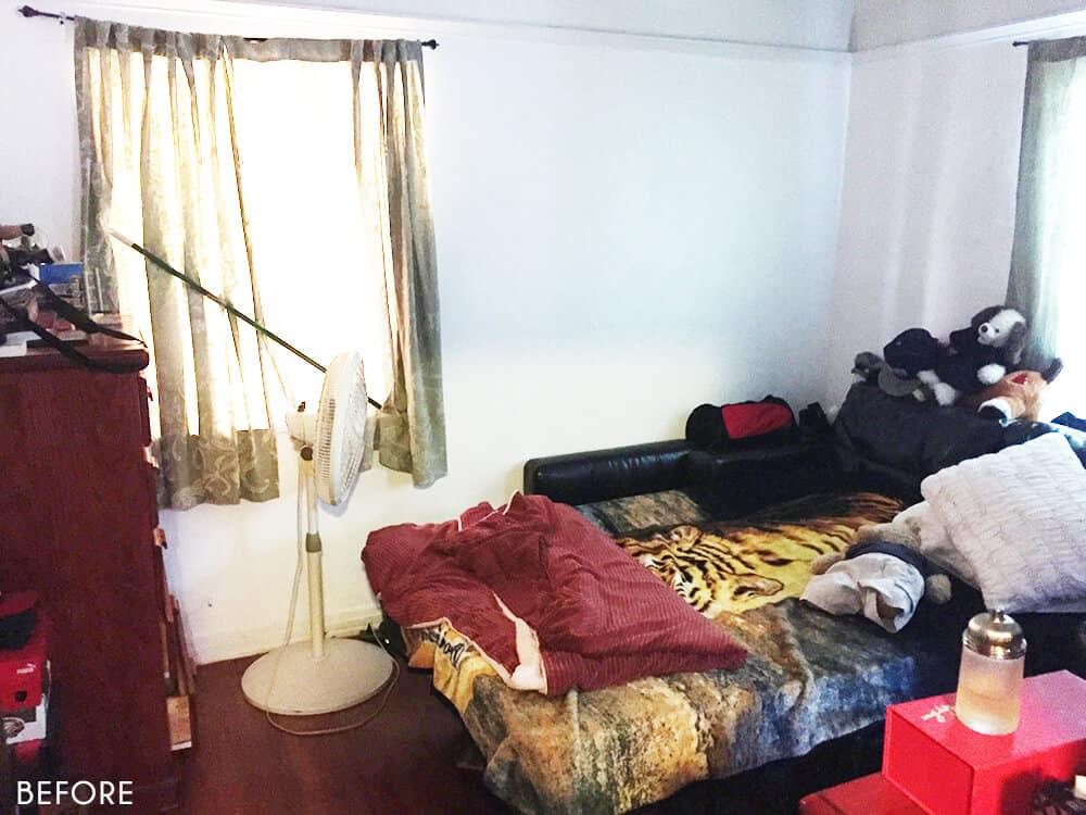 Sylvia Makeover Target Ricky's Bedroom_Emily Henderson_Before