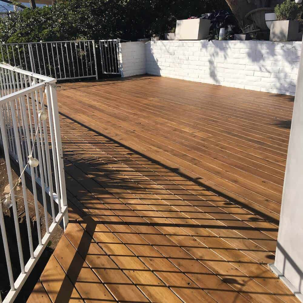 deck-stain