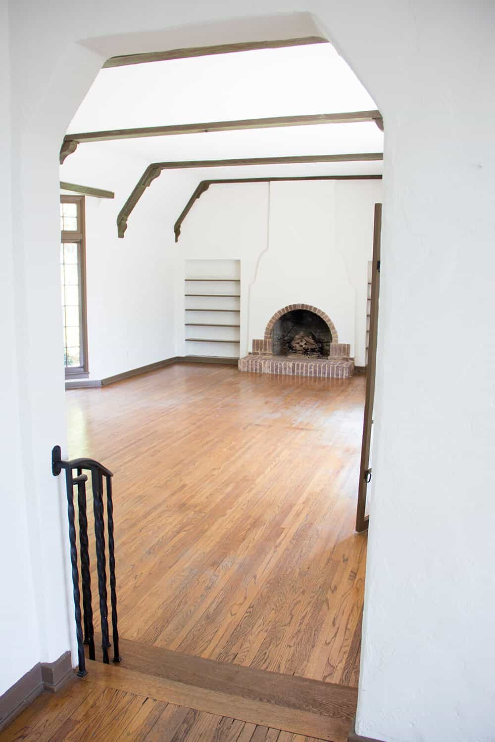 Emily Henderson_New House_Introduction_Blank Space_Before_Living Room_1