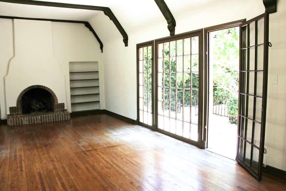 Emily Henderson_Renovation_Home Imporovement_Spanish_Tudor_Living Room_Before_5