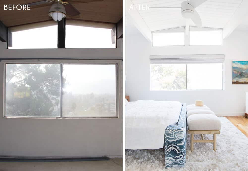 Master Bedroom Reveal Before and After Emily Henderson Design 2