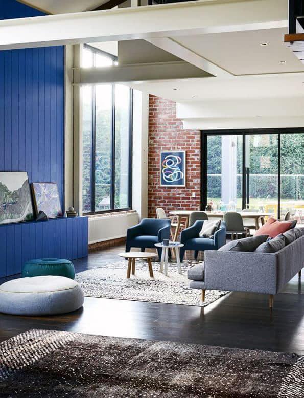 Snorkel Blue Color Trend Roundup Emily Henderson Design Photo 3
