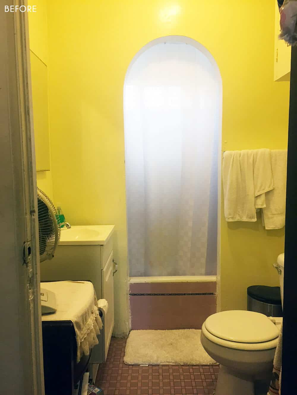 Sylvia Makeover Target Before_Bathroom 1