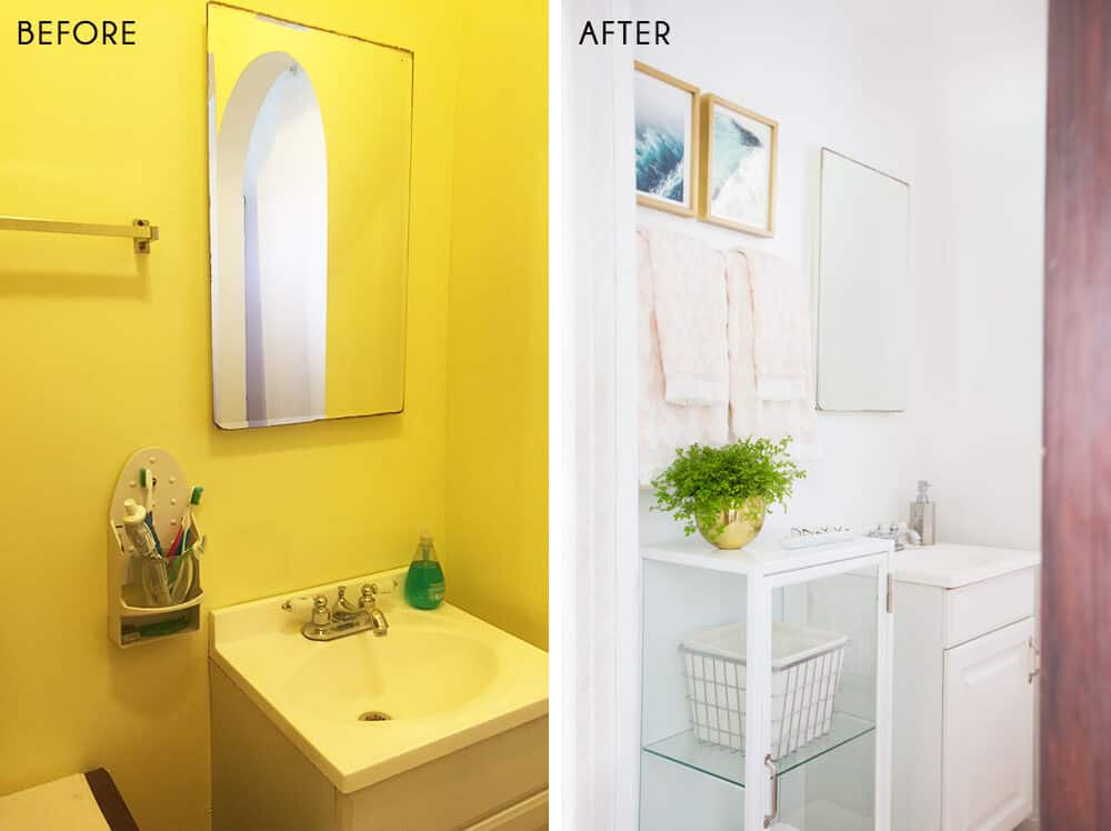 Sylvia Makeover Target Before_Bathroom_After 1