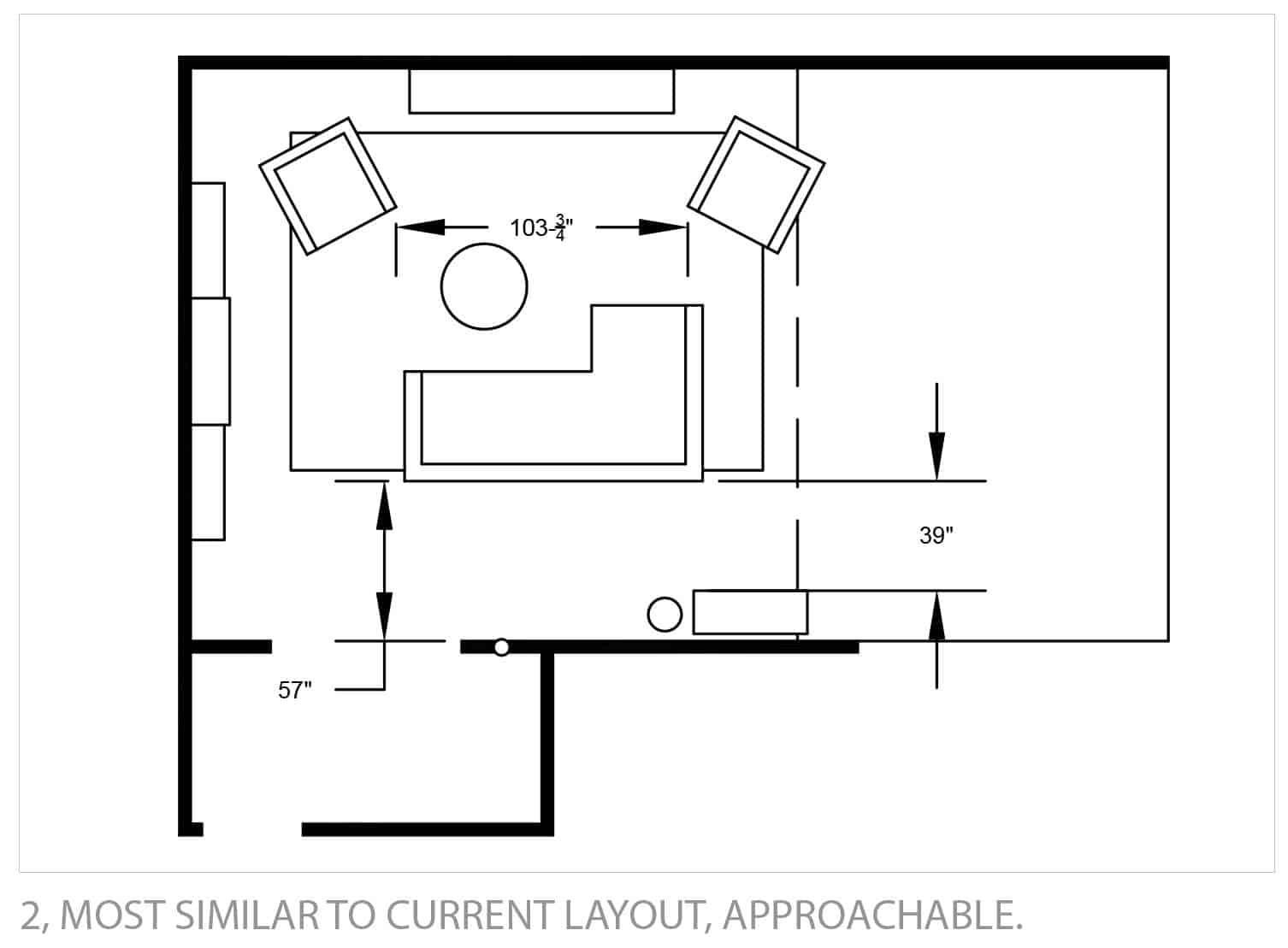 Vicky Ling_ Living room layout_option 2