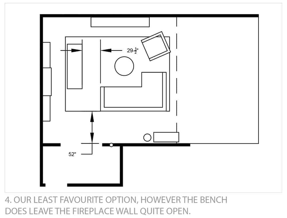 Vicky Ling_ Living room layout_option 4