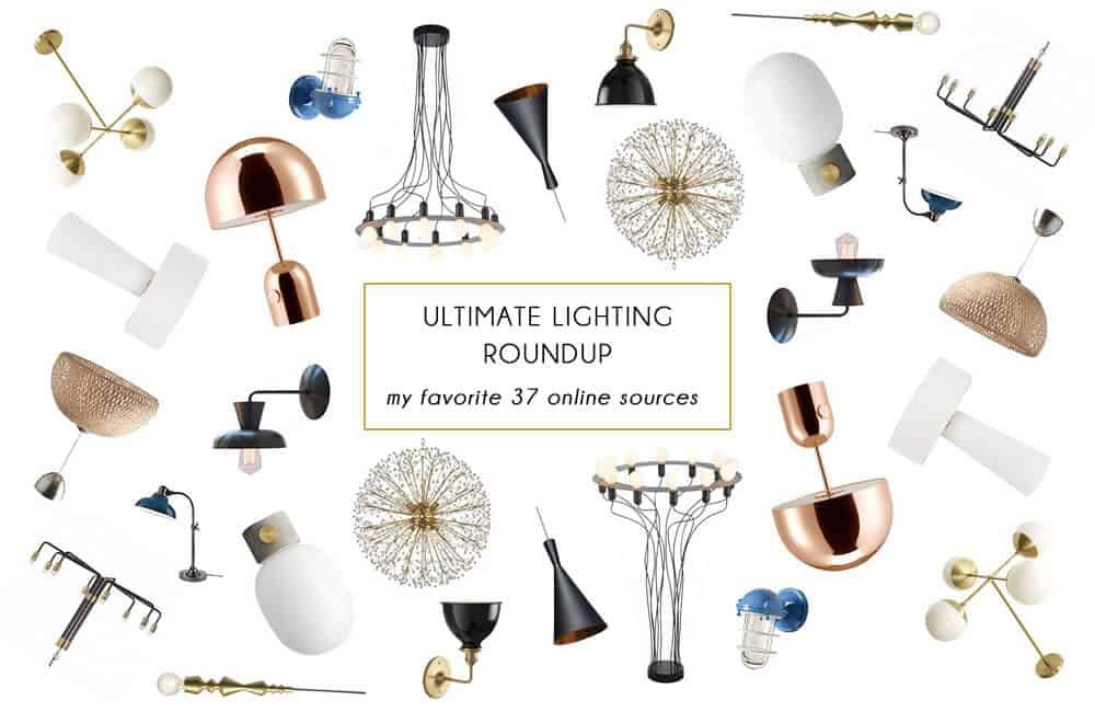 My Favorite 37 Online Lighting Resources
