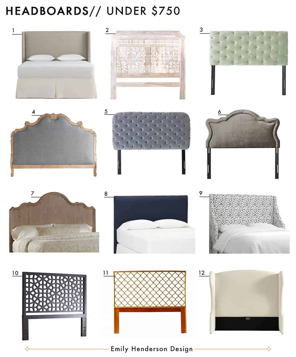 72 Affordable Headboards At Every Price Point