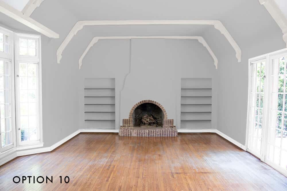 option-10-emily-henderson_house_living-room_painting_trimwork_dark-grey-walls-white-trim-and-white-beams