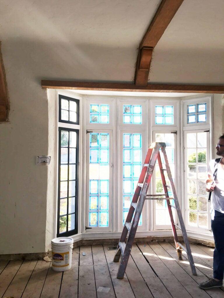 emily-henderson-new-home-paint-progress