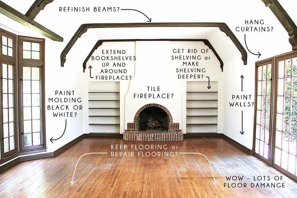 emily-henderson_renovation_home-imporovement_spanish_tudor_living-room_construction-plans-12