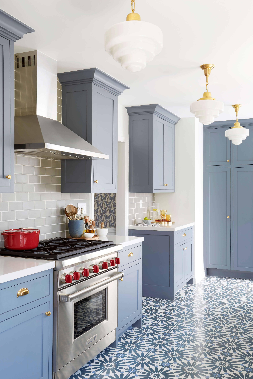 Modern Deco Kitchen Reveal Emily Henderson