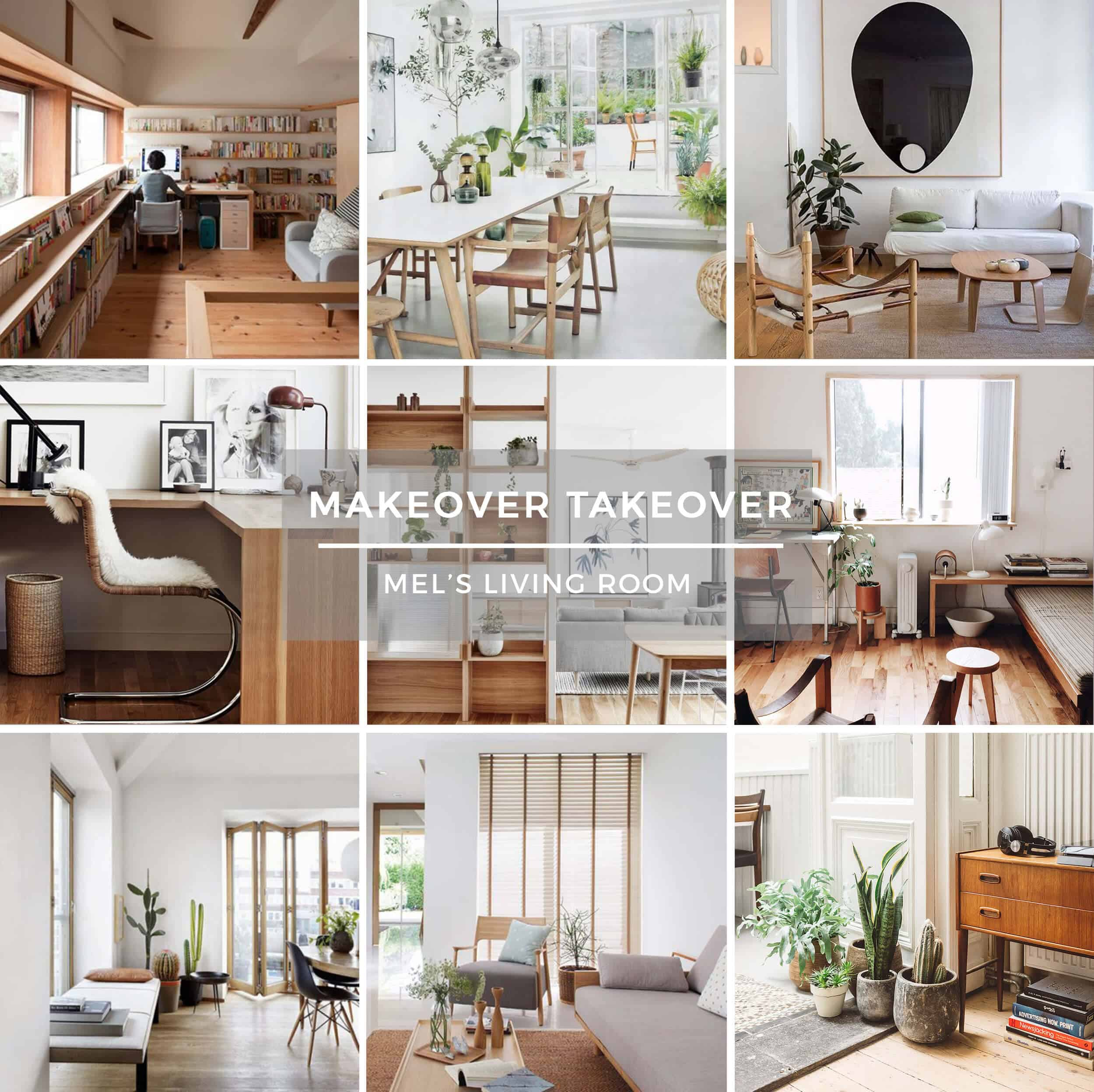 Mel S Living Room Makeover Takeover Introduction Emily Henderson