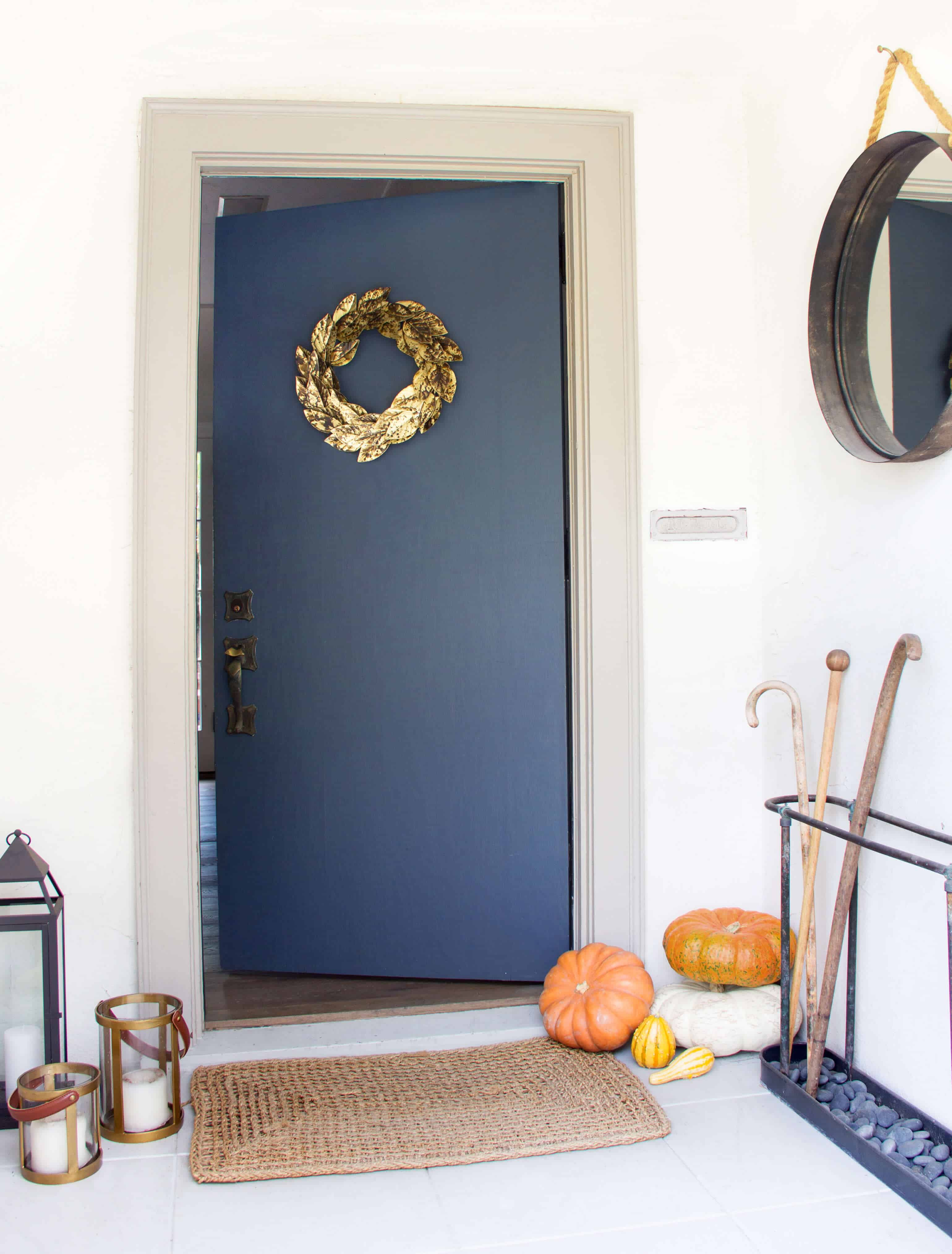 Some Quick Fall Vignettes | Emily Henderson | Bloglovin'