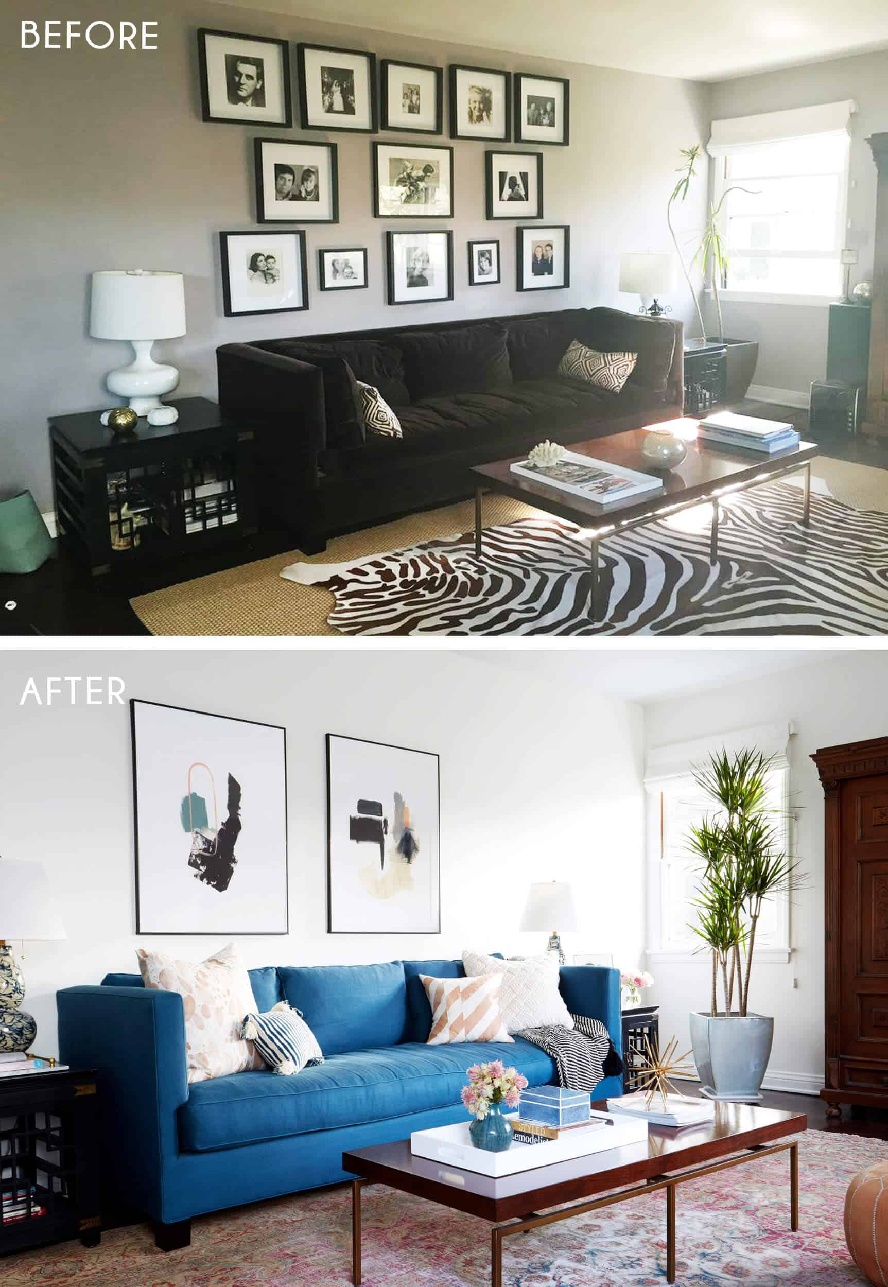 Silver Lake Hills Living Room Reveal | Emily Henderson | Bloglovin\'