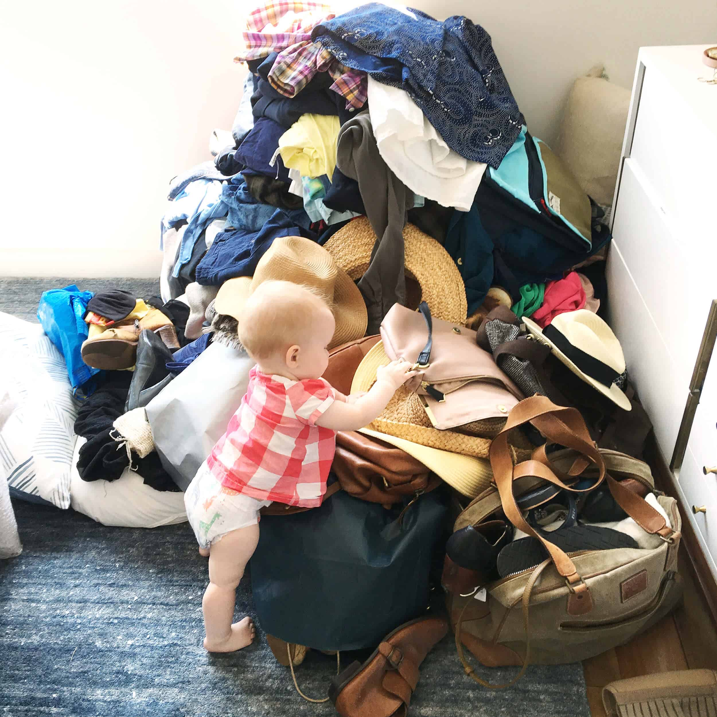 emily-henderson_thredup_birdie_pile-of-clothes_donation-pile_1