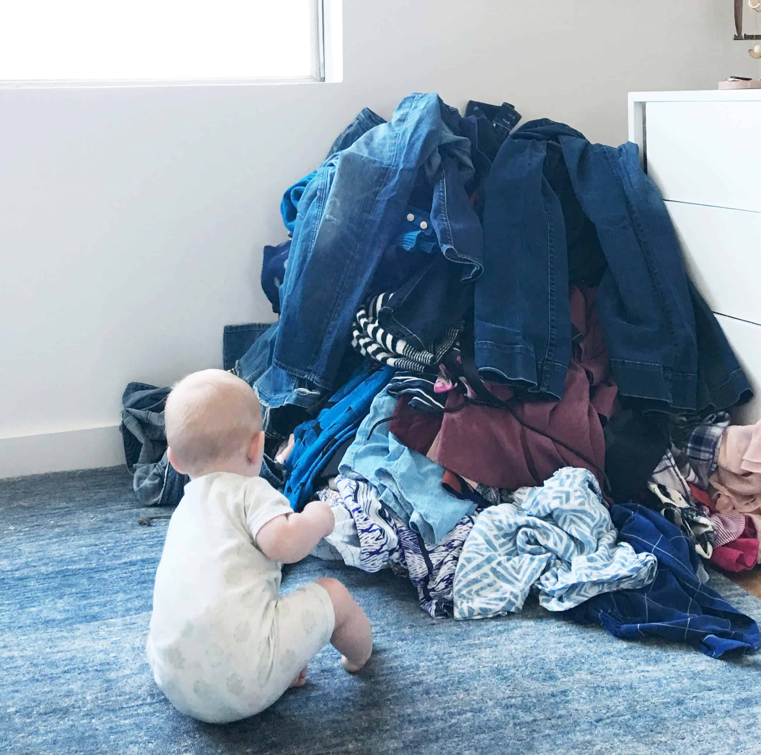 emily-henderson_thredup_birdie_pile-of-clothes_donation-pile_2