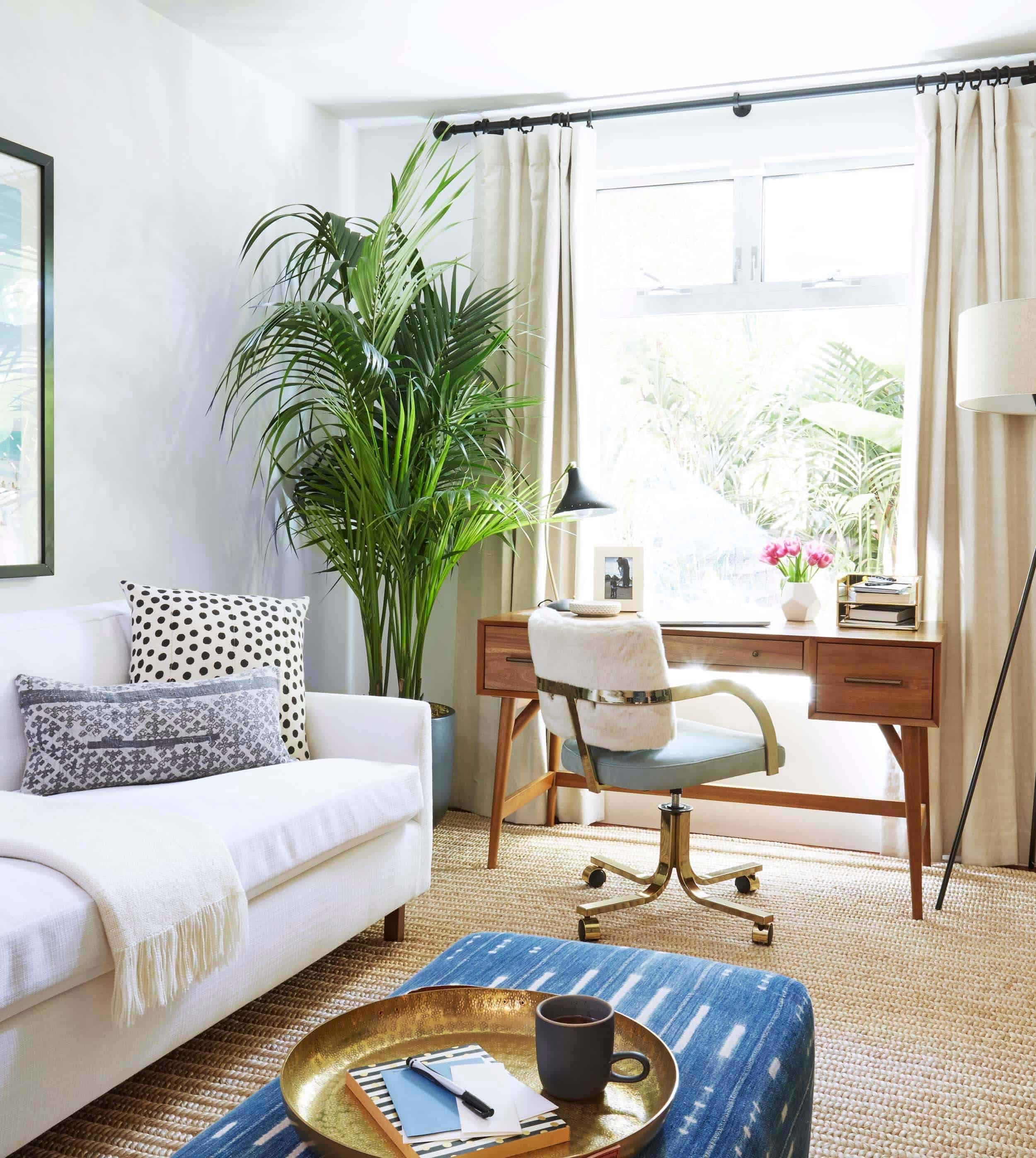 Emily Henderson_Home Office_Modern_Feminine_1