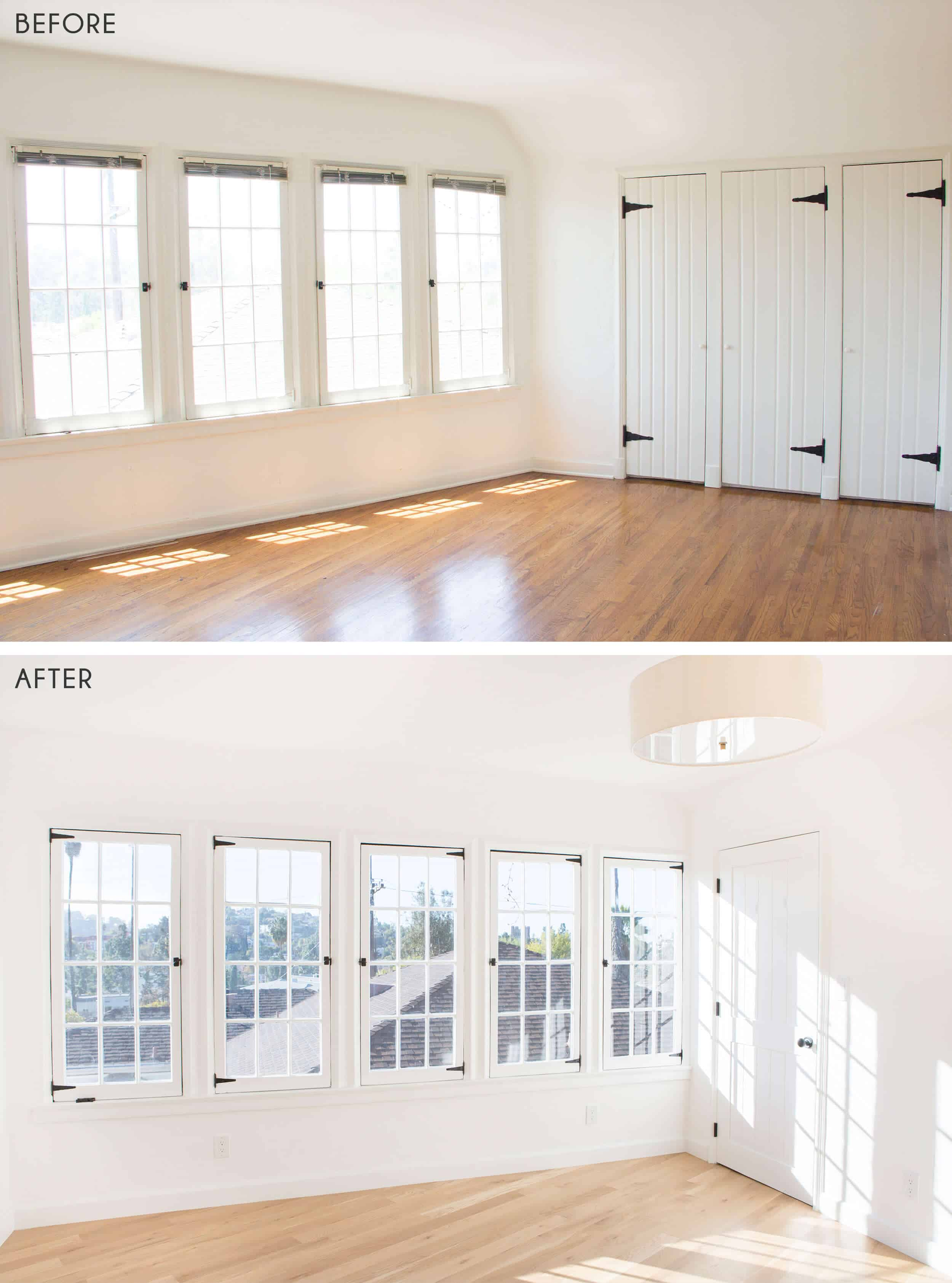 Emily Henderson_Home_Wood Flooring_Before_After_Elliots Room