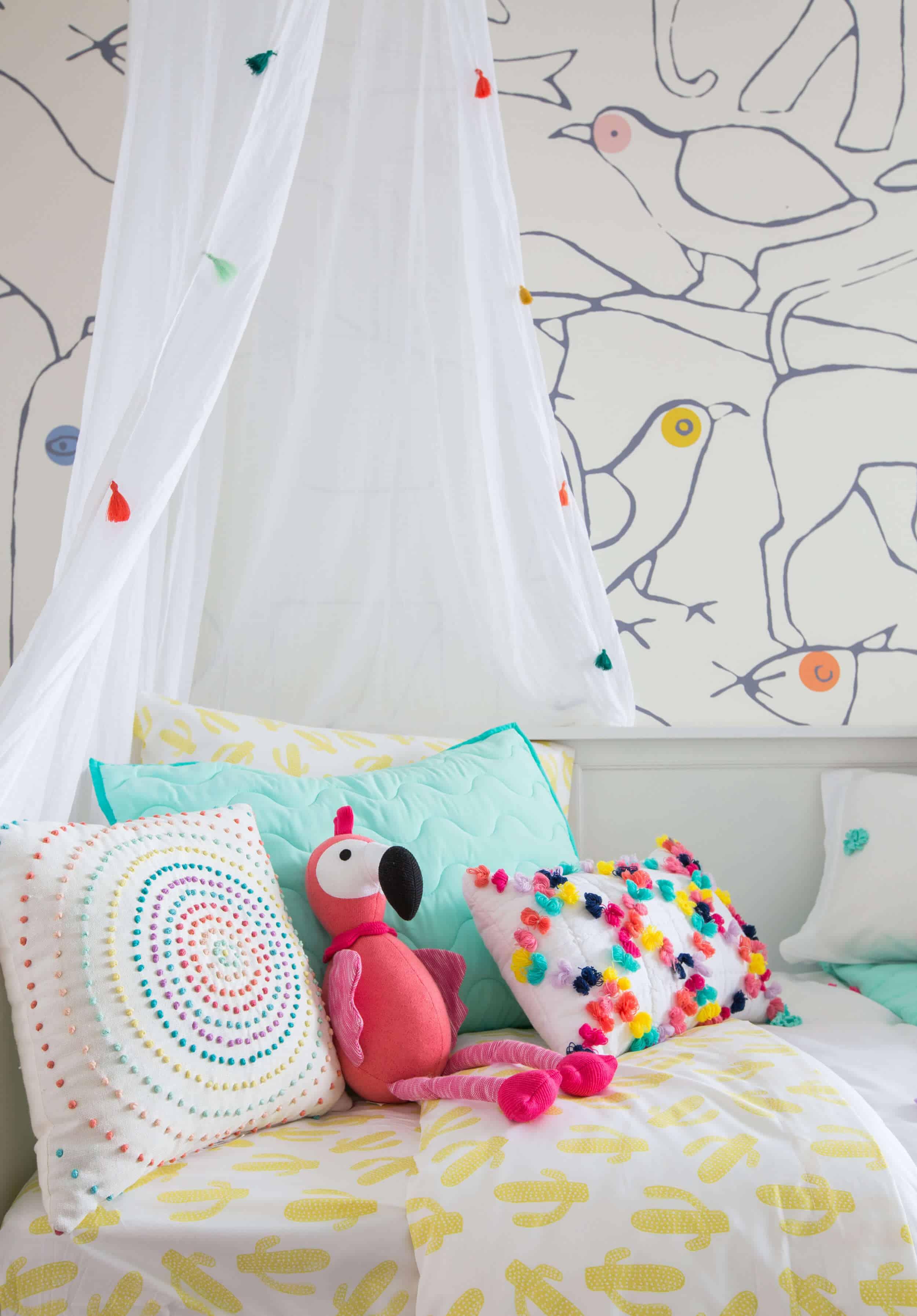 emily-henderson_kids-room_target_bedding_layered_light_texture_blue_white_brass_nursery_girls-room_bright_5