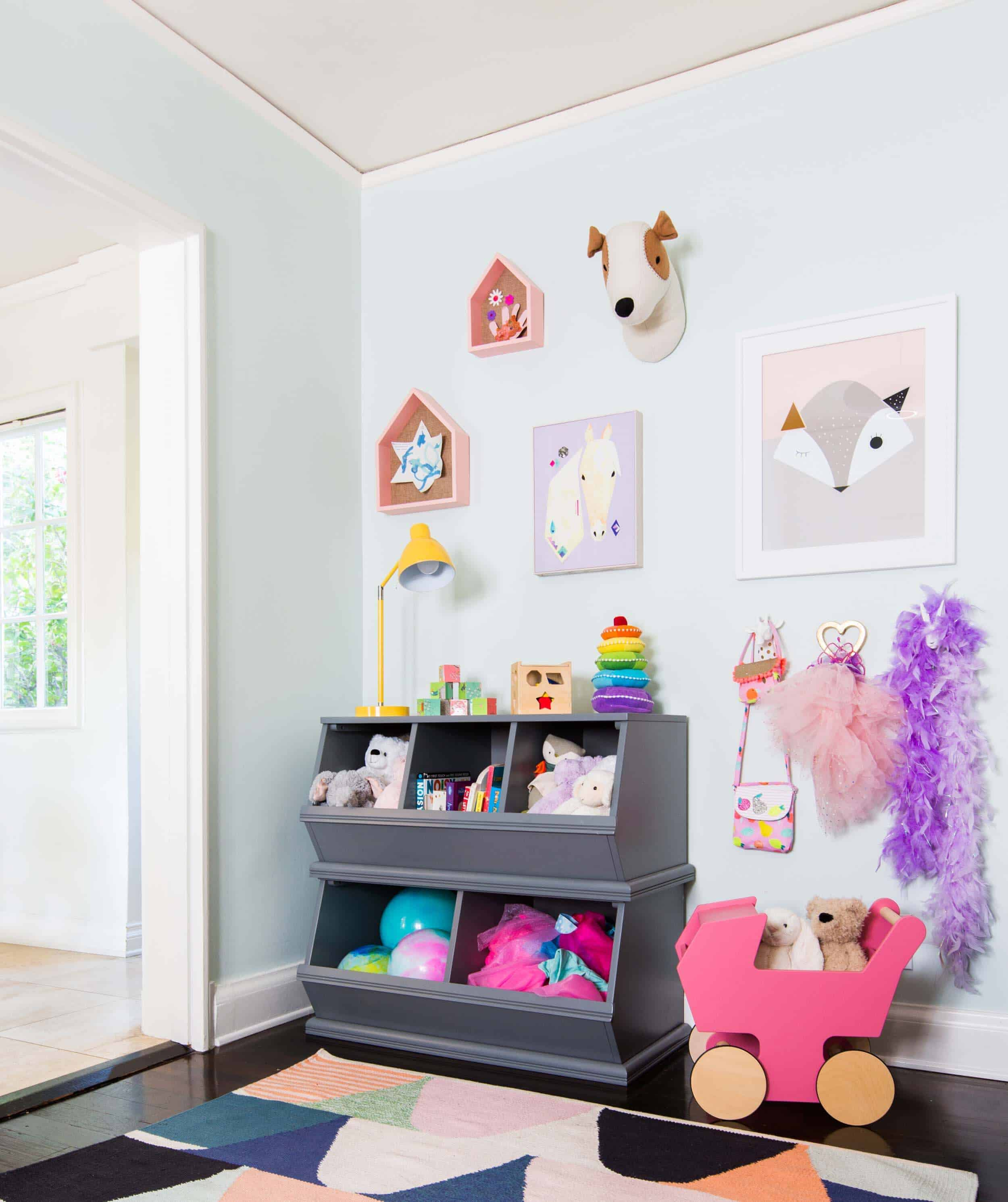 Emily Henderson_Full Design_Girls Playroom_Whimsical_Pink_Playful_6