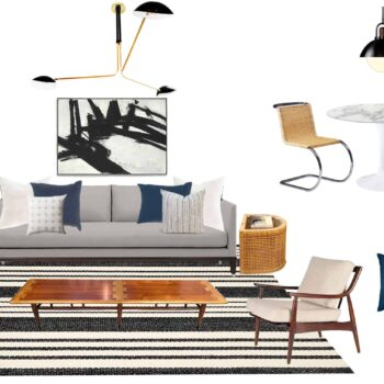 Emily Henderson_Full Design_Sunroom_Introduction_Moodboard