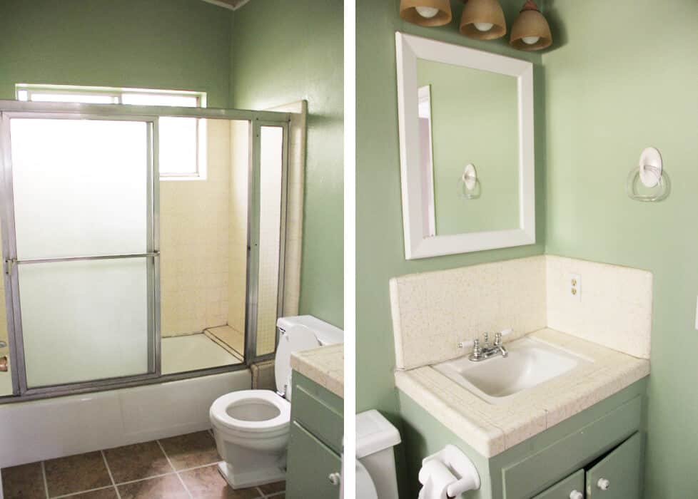 Emily Henderson_Full House Reveal_Through the Years_Guest Bathroom_Before