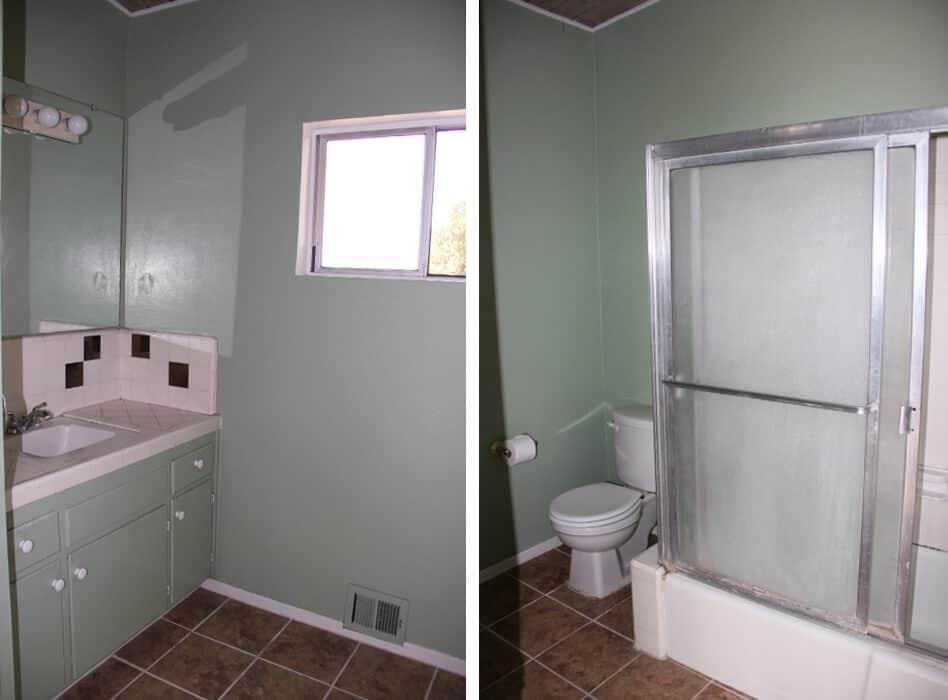 Emily Henderson_Full House Reveal_Through the Years_Master Bathroom_Before