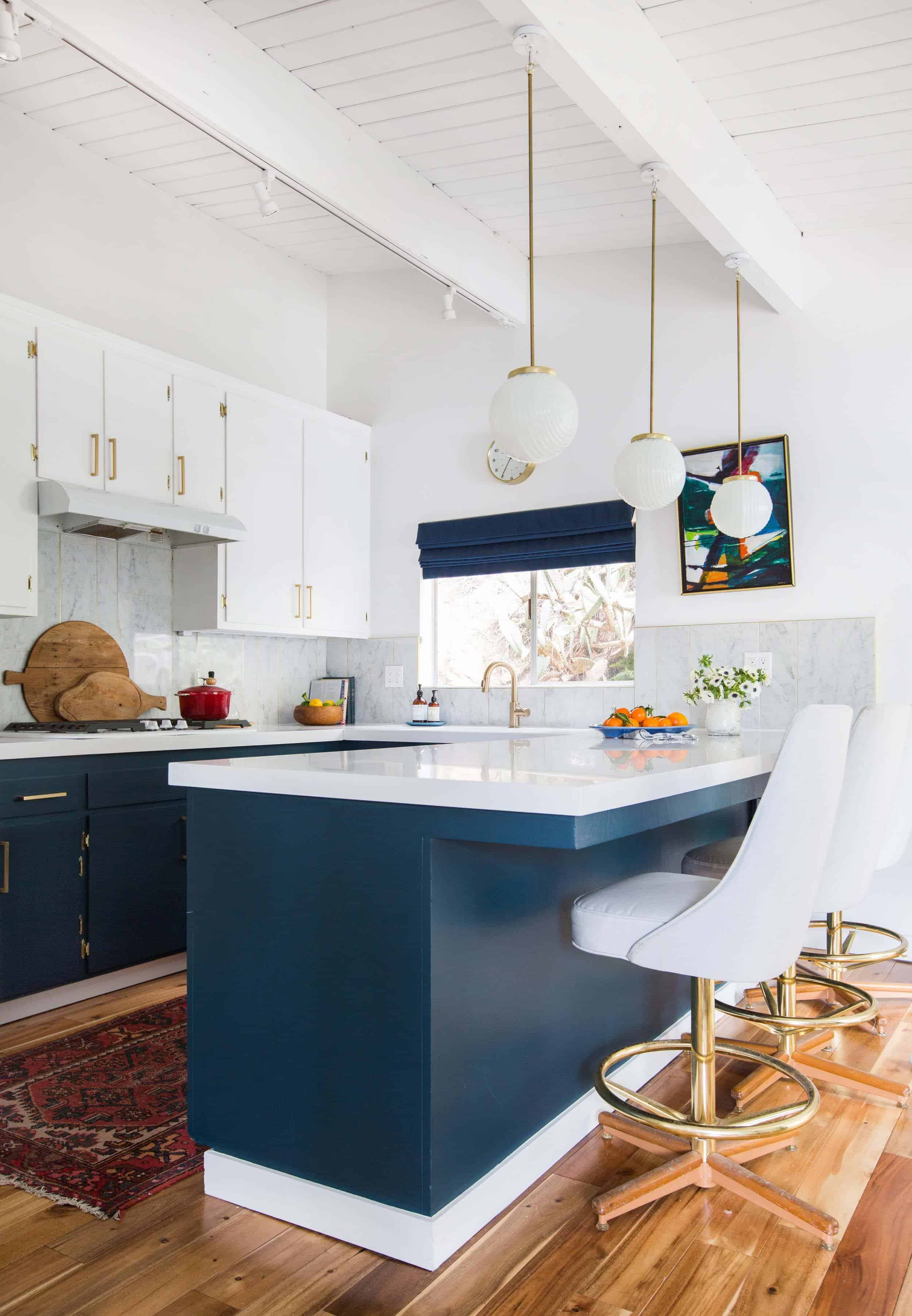 How We Styled Our Family Room and Kitchen to Sell | Emily Henderson ...