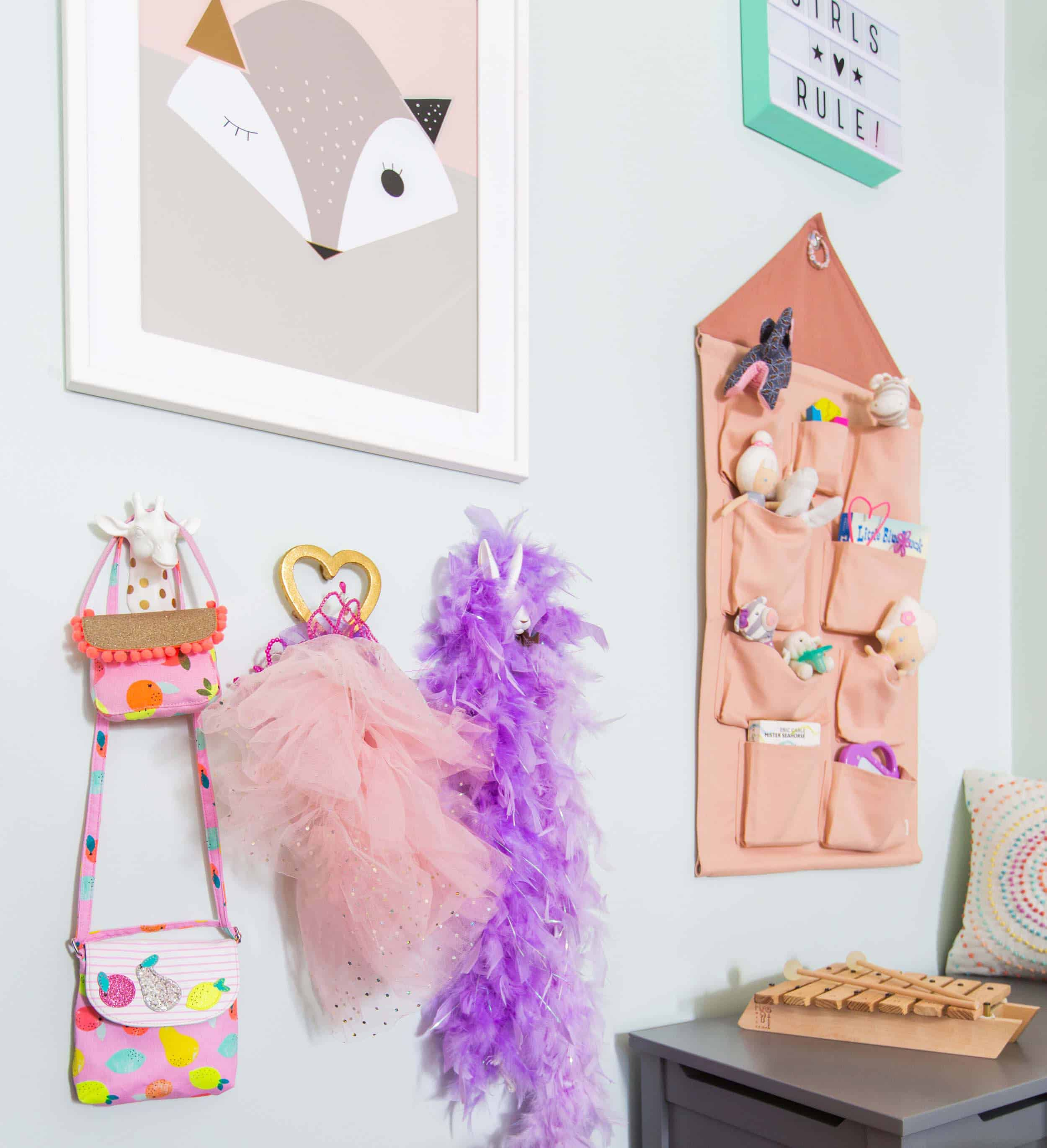 Emily Henderson_Full Design_Girls Playroom_Whimsical_Pink_Playful_8.1