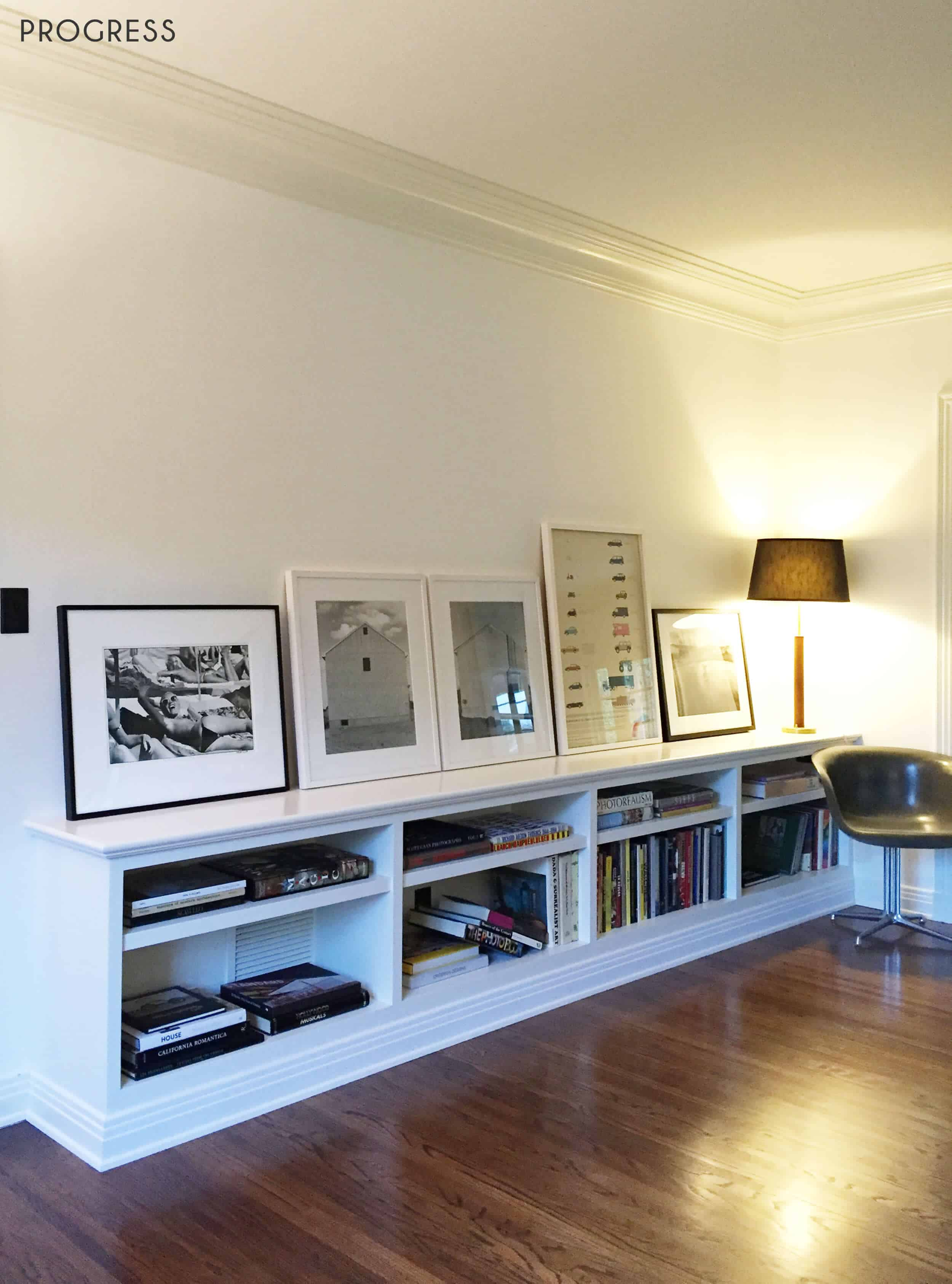Emily Henderson_Griffith Park Home_Traditional_Italian_Mid Century_Living_Room_Progress_5