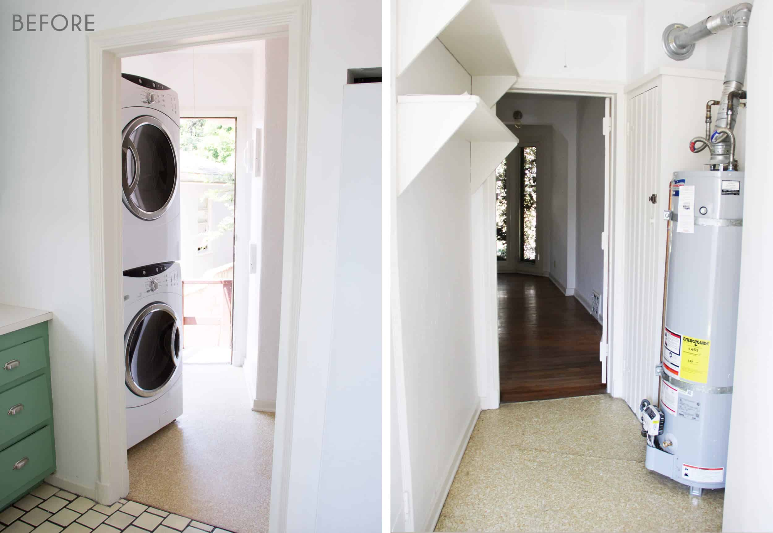 Emily-Henderson_Home_English-Tudor_Modern_Laundry-Room_Side-by-Side_Before