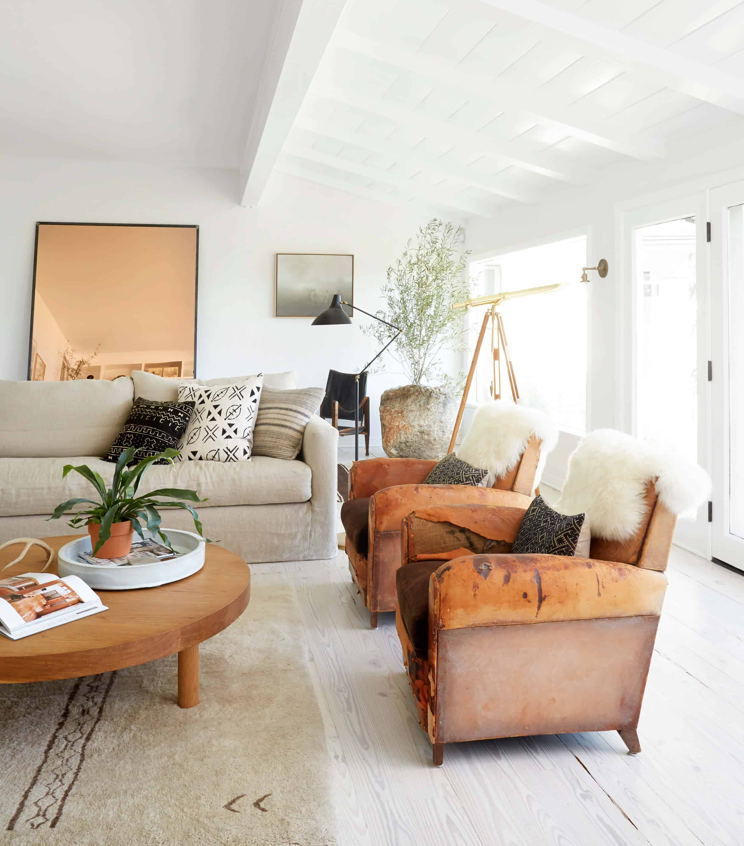 Emily Henderson_House Tour_Tomer_Styled_Book_Modern_Rustic_10