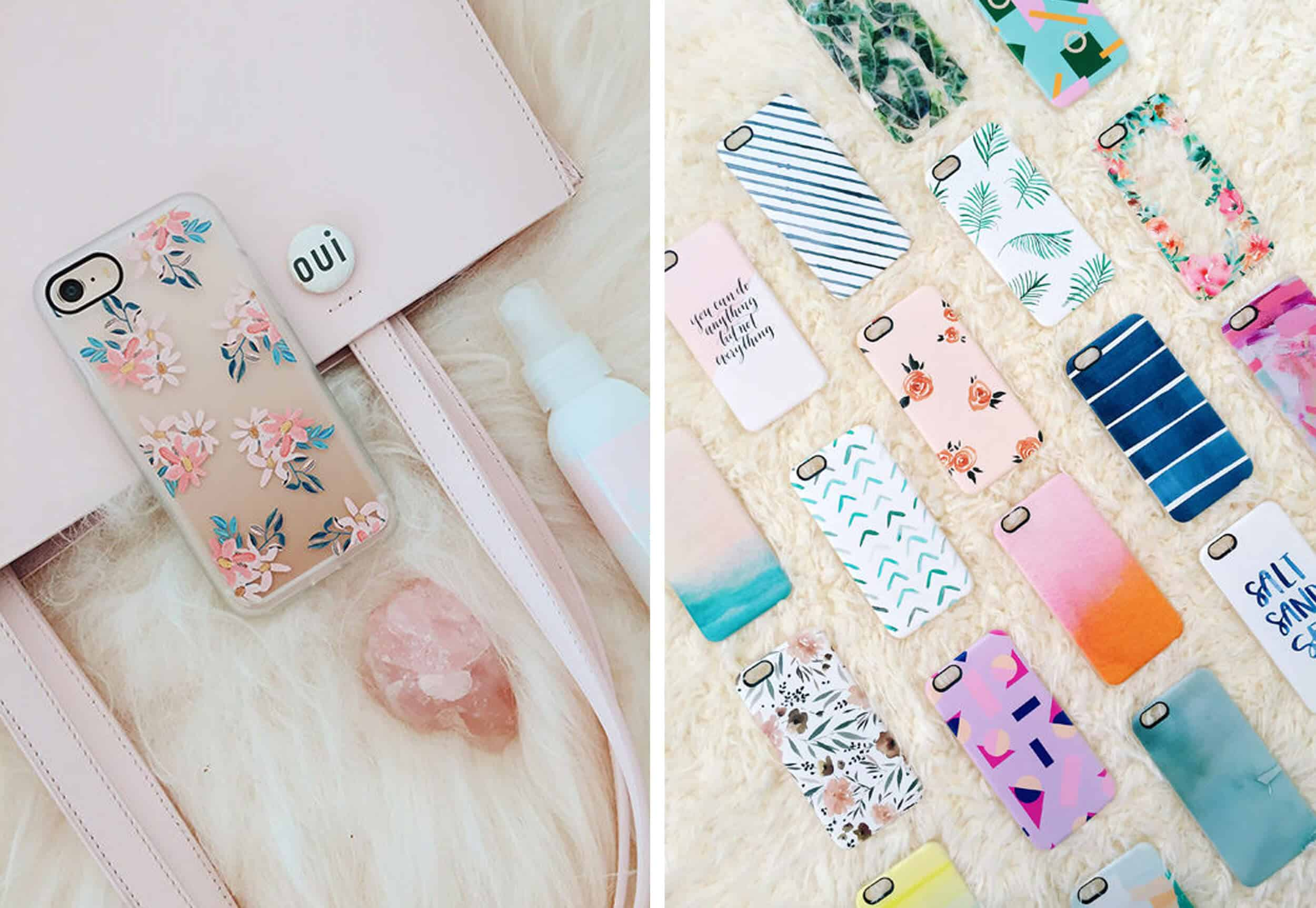 Emily Henderson_My Friend's Products_Designlovefest_Casetify_Phone Case Line_Collage